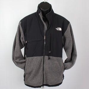 The North Face Jackets & Coats - The North Face Fleece Denali 2 Gray Black Vented